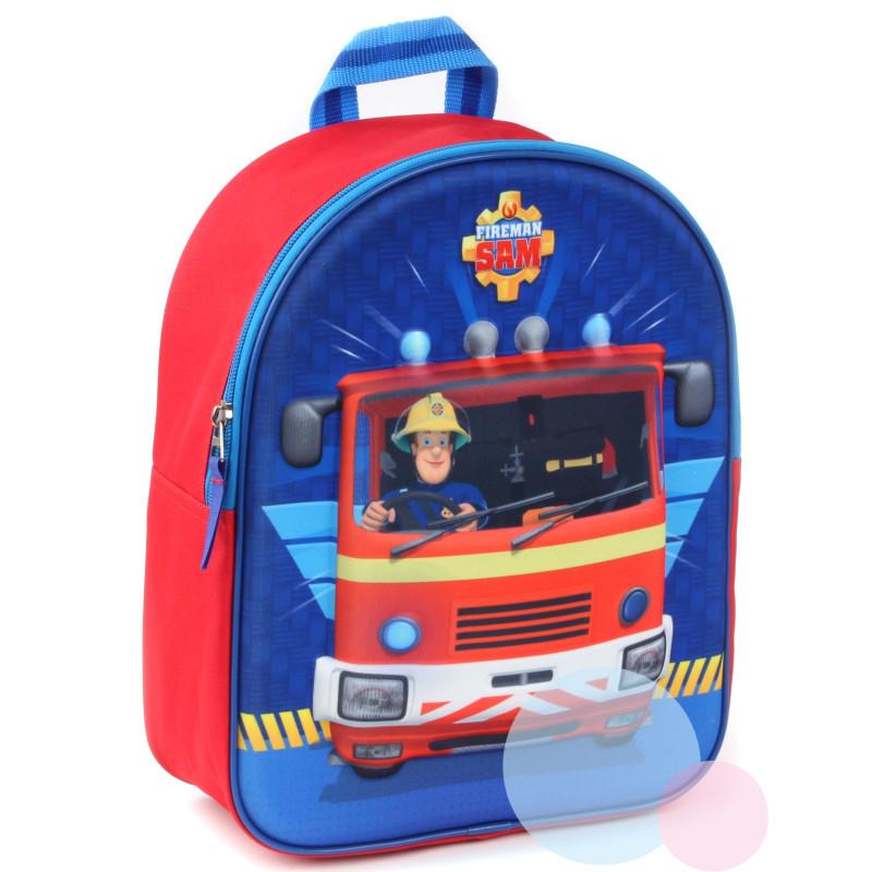 Batoh Požárník Sam 3D