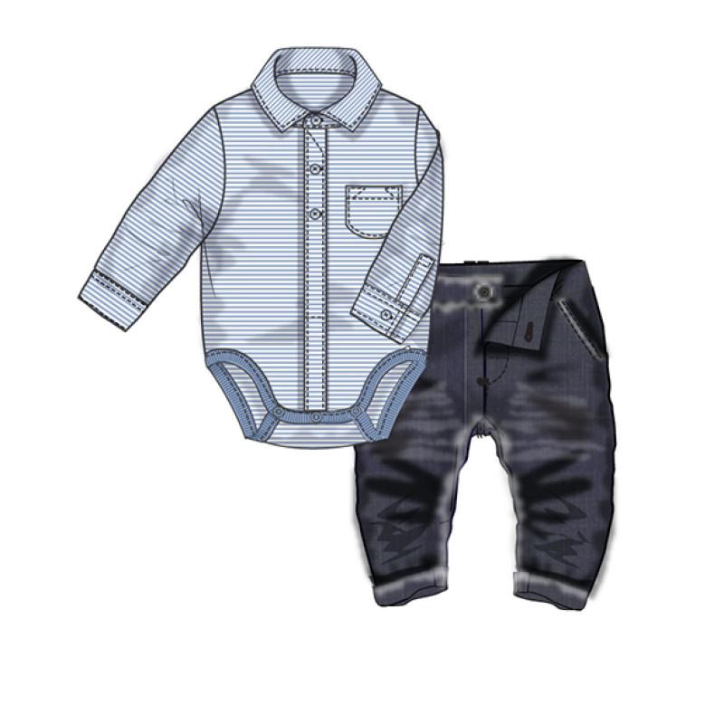 Body a kalhoty Baby