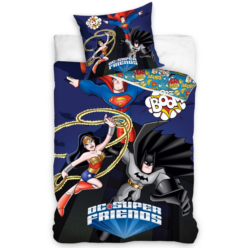 Povlečení DC Super Friends