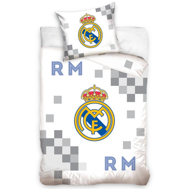 Povlečení Real Madrid Dados Grey