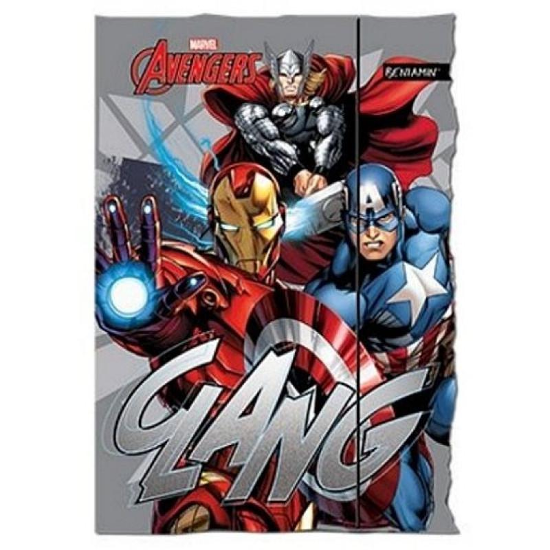 Složka na sešity Avengers