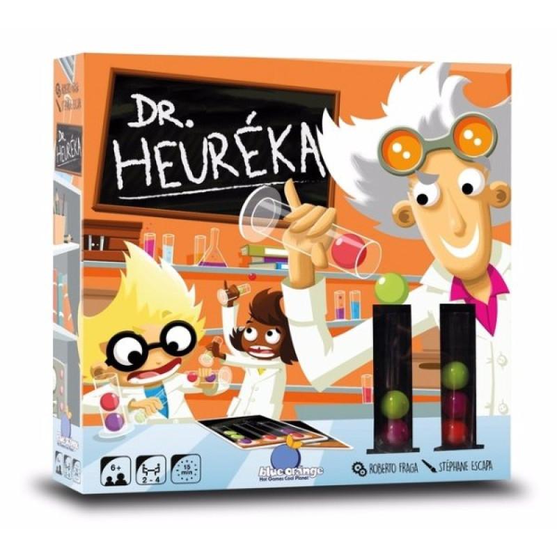 Desková hra Dr.HEURÉKA