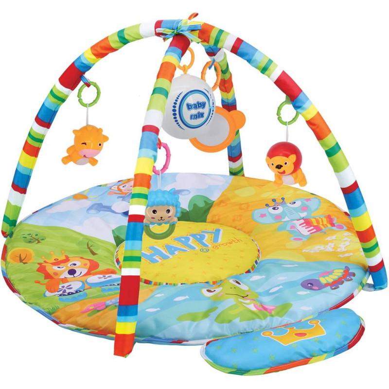 Hrací deka Baby Mix safari