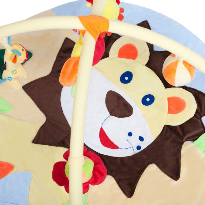 Hrací deka s melodií PlayTo lvíče