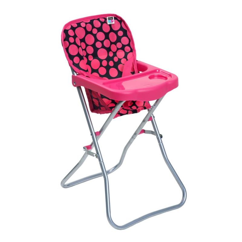 Jídelní židlička pro panenky PlayTo Dorotka
