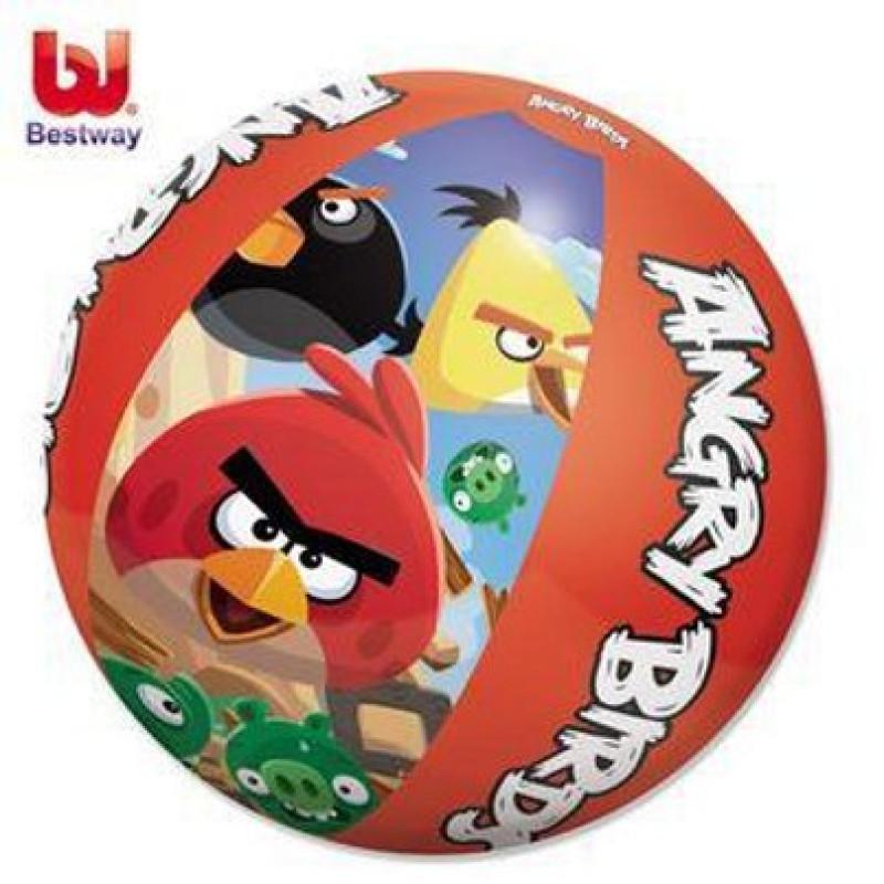 Nafukovací míč Angry Birds