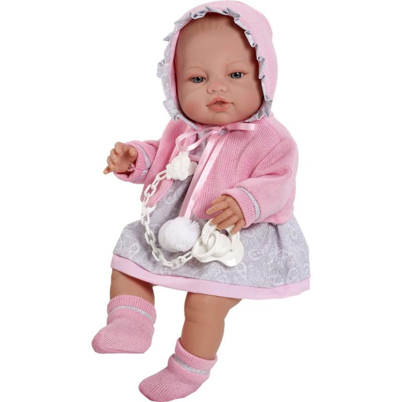 Panenka miminko Berbesa Amanda 43cm