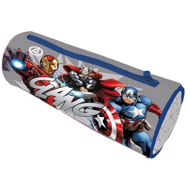 Penál Avengers kulatý