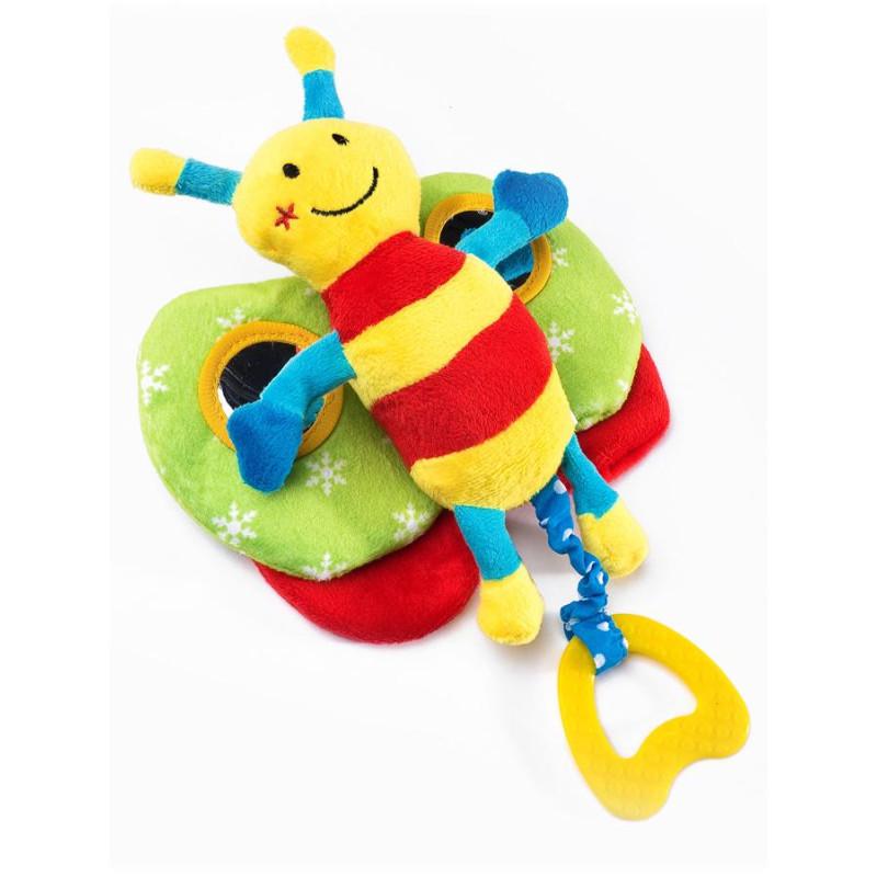 Plyšová hračka Sensillo motýlek