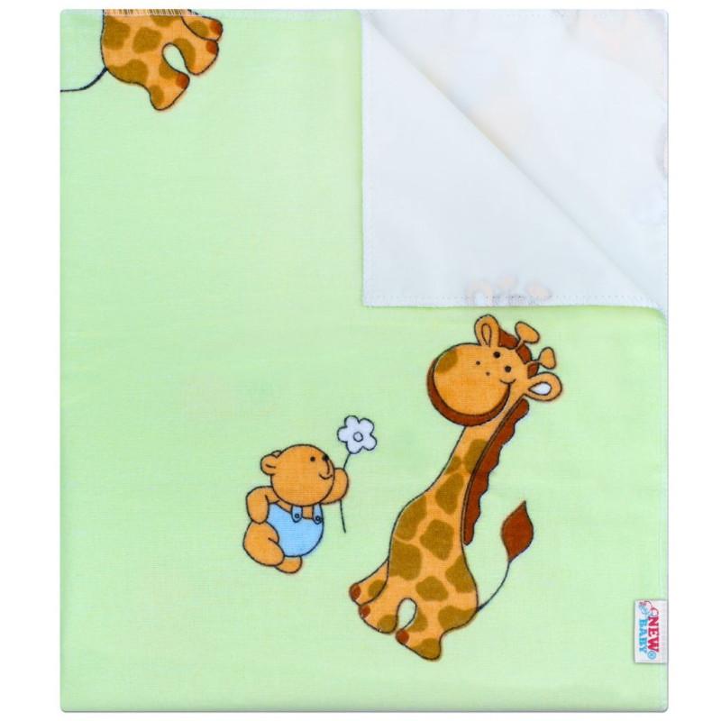 Podložka New Baby žirafa