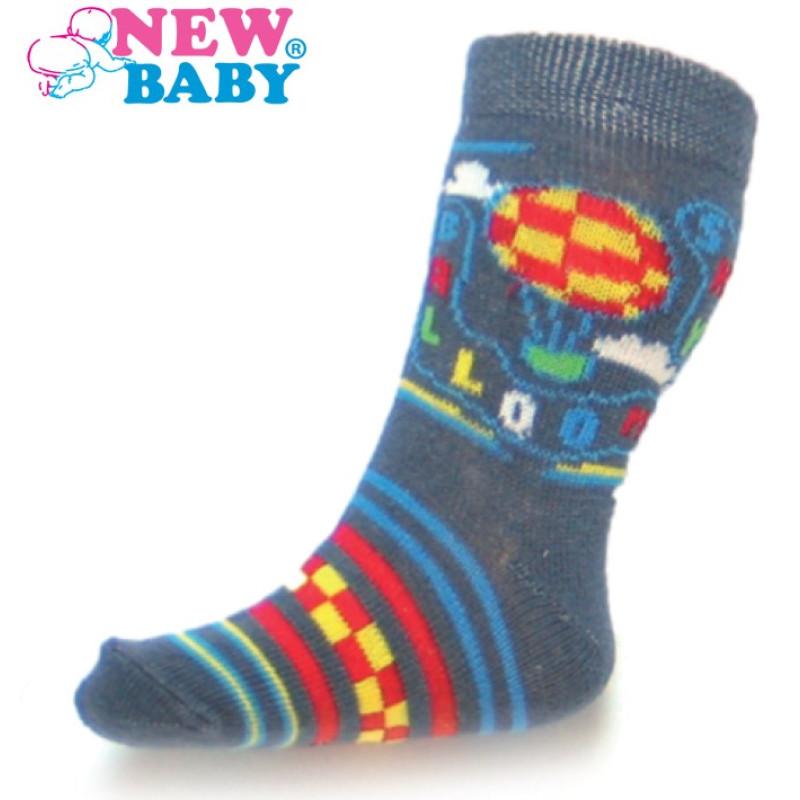 Ponožky New Baby s balónem