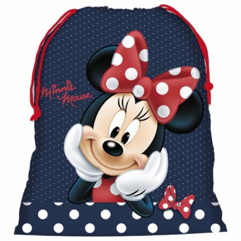 Pytlík na přezůvky Minnie Mouse
