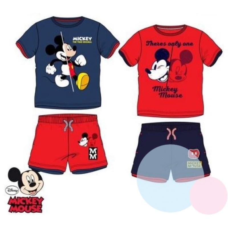 Tričko a kraťasy Mickey