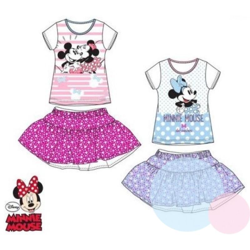 Tričko a sukně Minnie