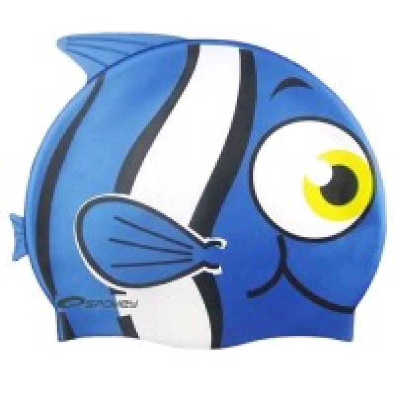 Koupací čepice Ryba
