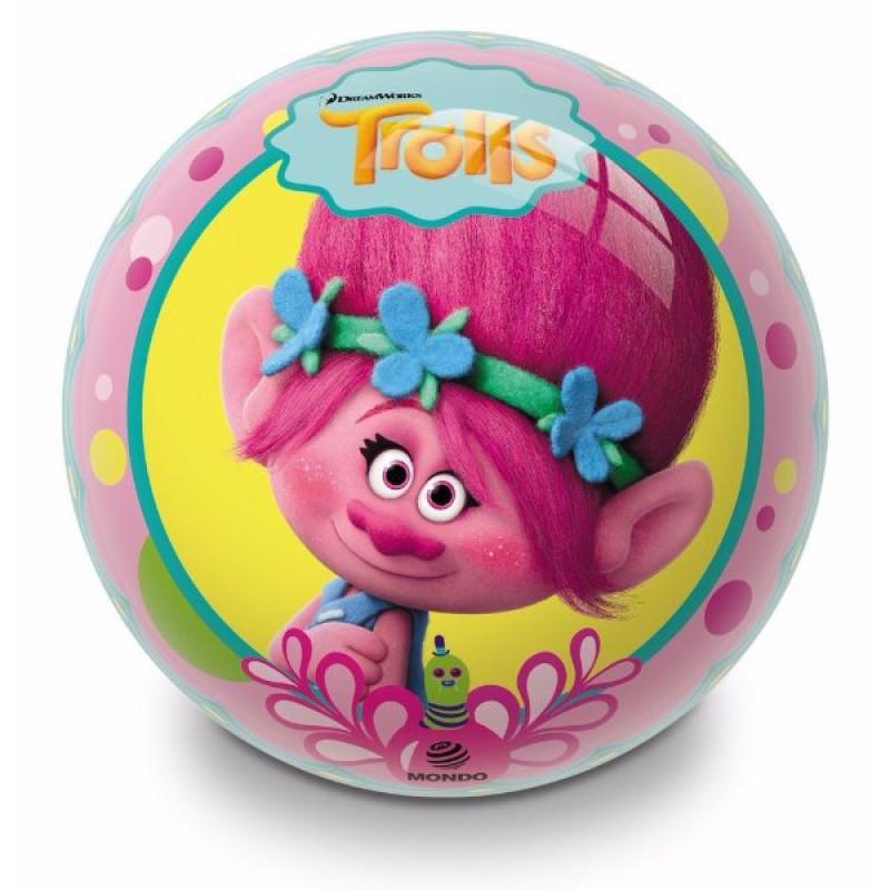 Gumový míč Trollové