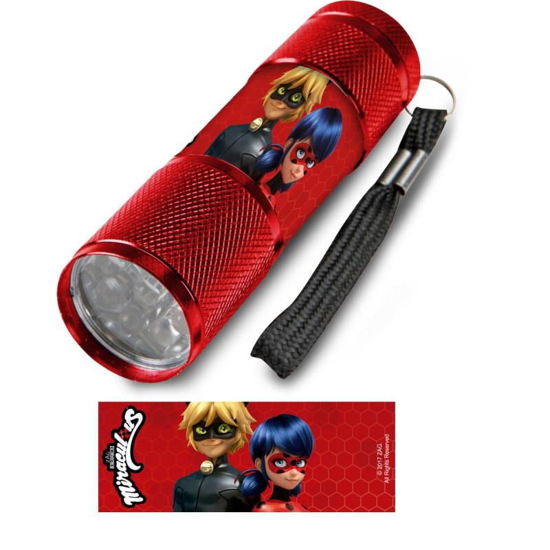 Hliníková LED baterka Kouzelná beruška