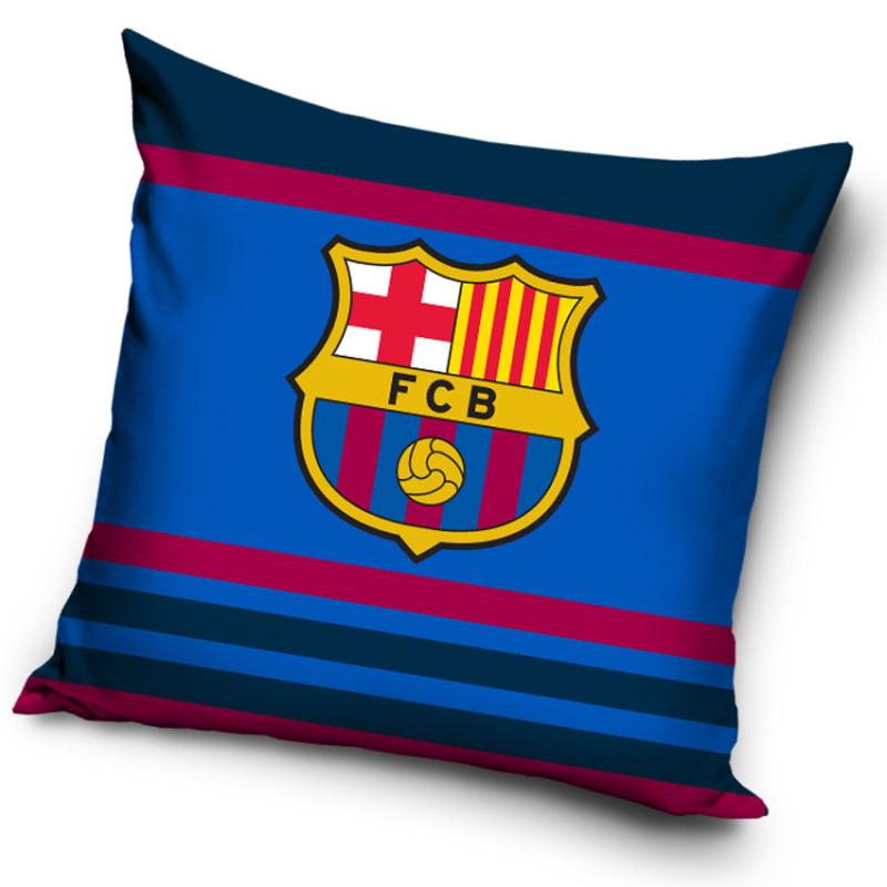 Povlak na polštářek FC Barcelona Between Lines