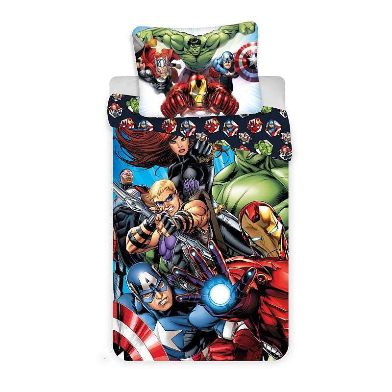 Povlečení Avengers Marvel