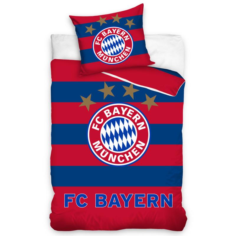 Povlečení FC Bayern Mnichov Stripes