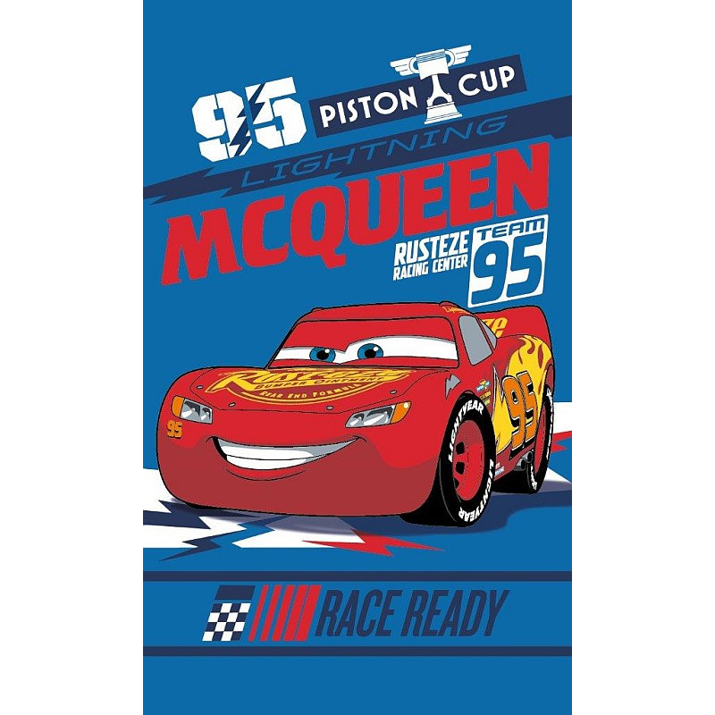 Ručník Cars McQueen