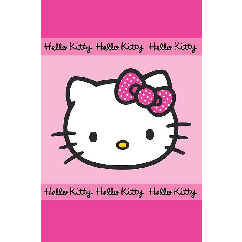 Ručník Hello Kitty