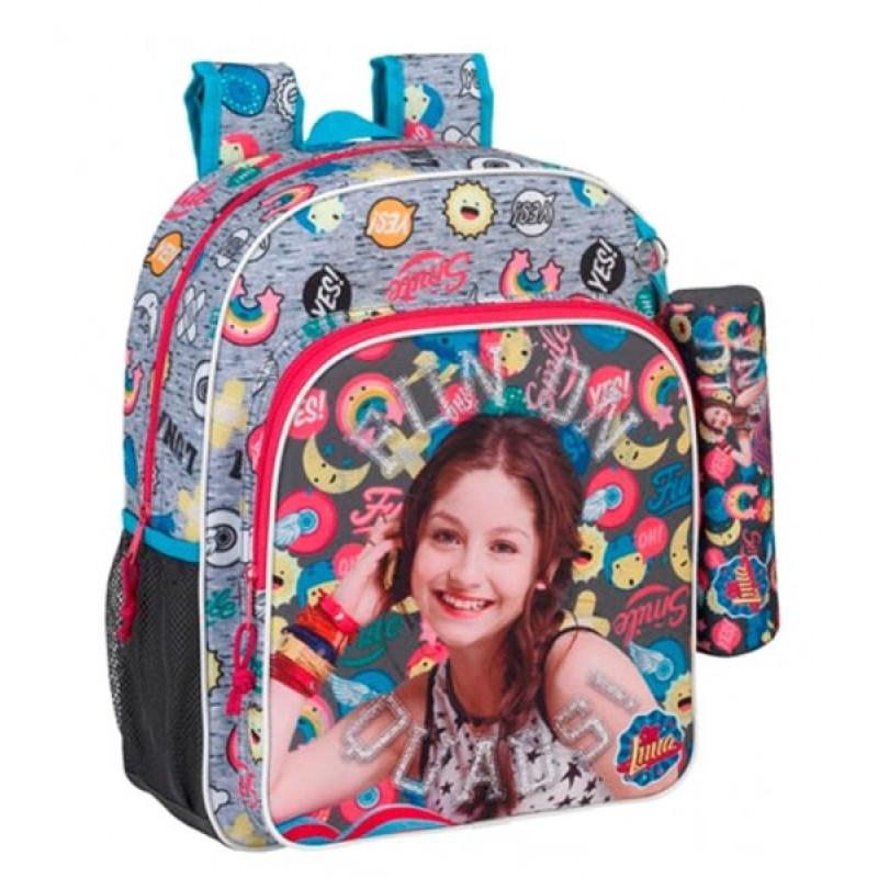 Školní batoh a penál Soy Luna