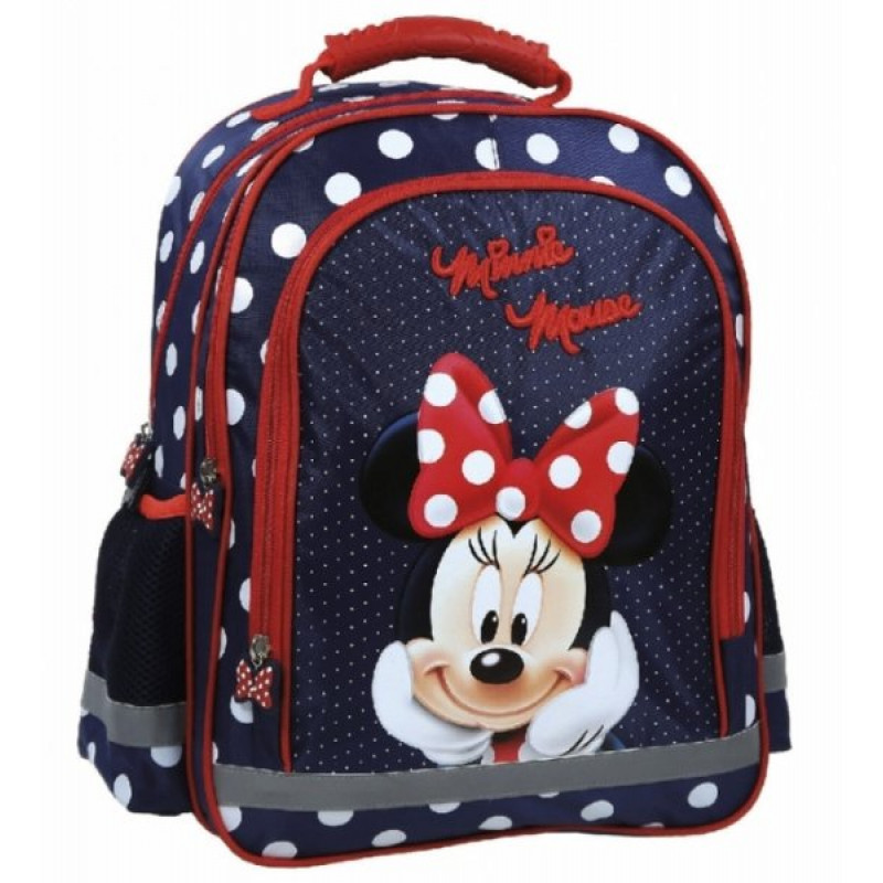 Školní batoh Minnie Disney