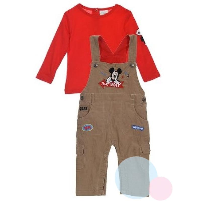 Triko a kalhoty Mickey
