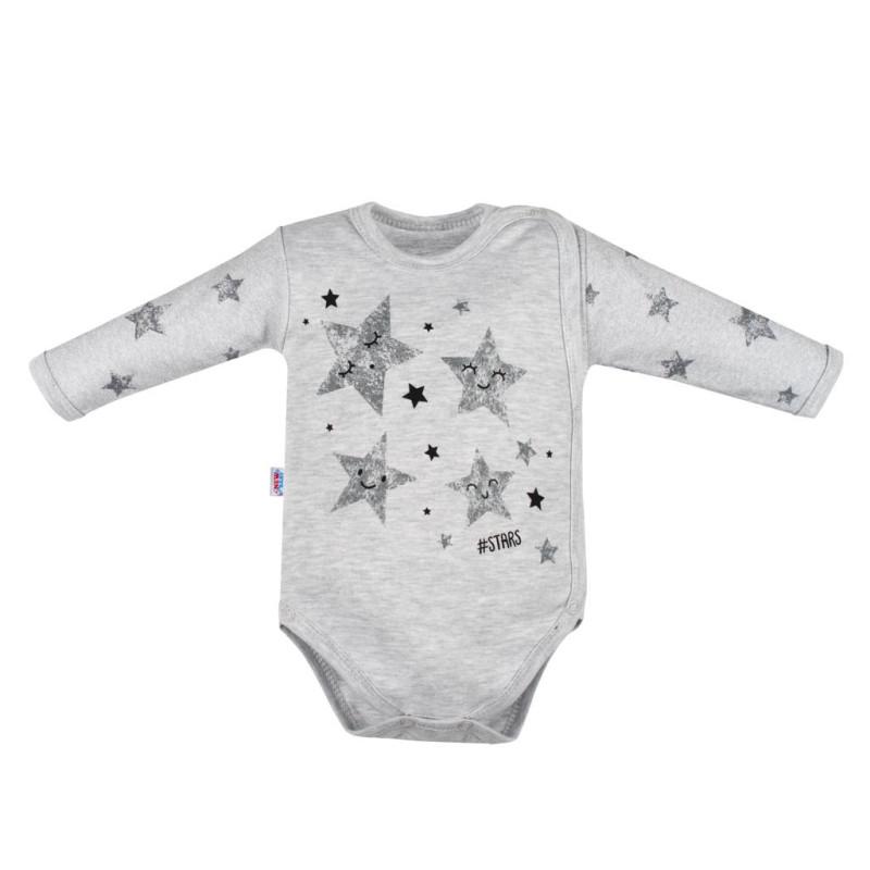 Body s bočním zapínáním New Baby Stars