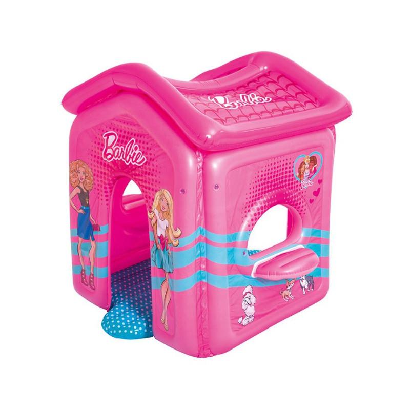Nafukovací domeček Bestway Barbie