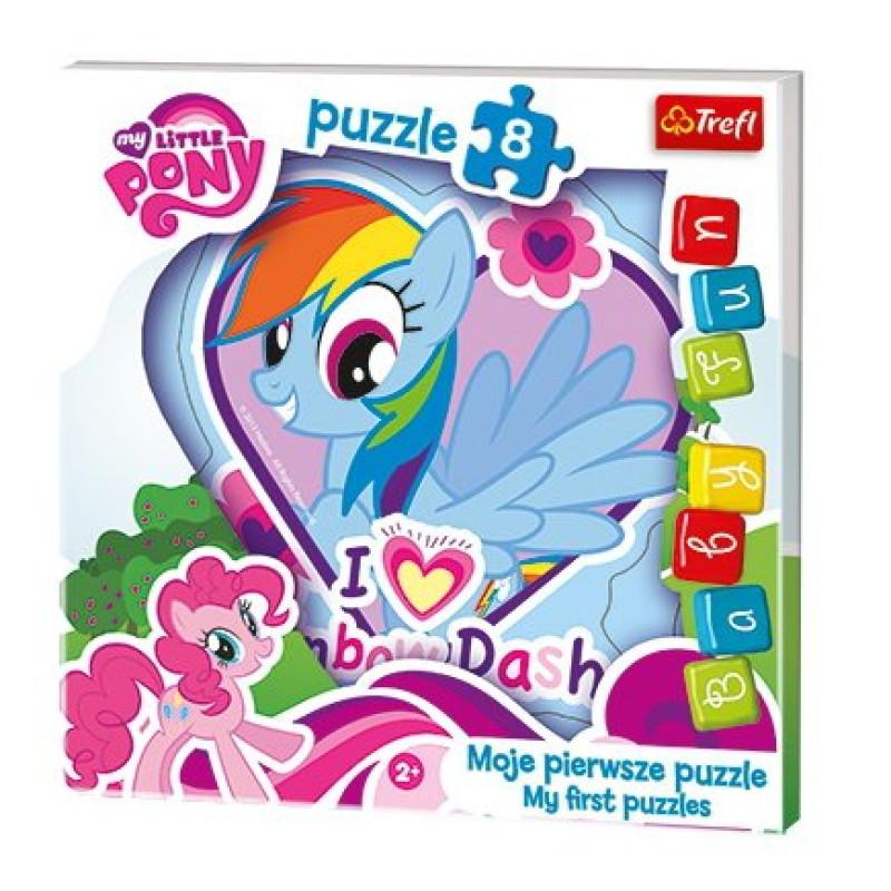 Puzzle My Little Pony 8 dílků