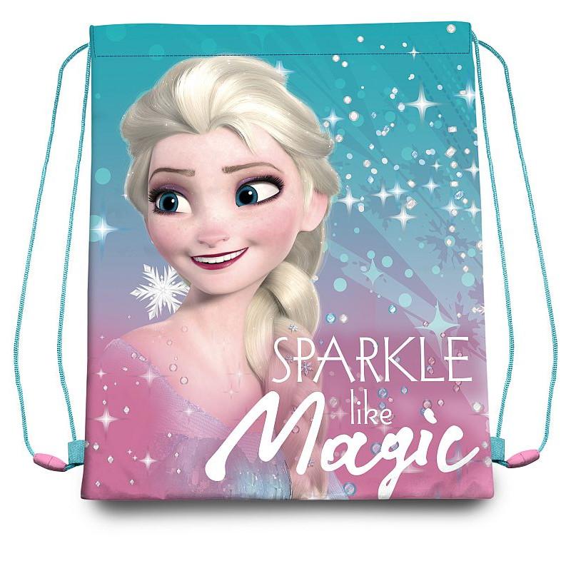 Pytlík na tělocvik Ledové Království Elsa