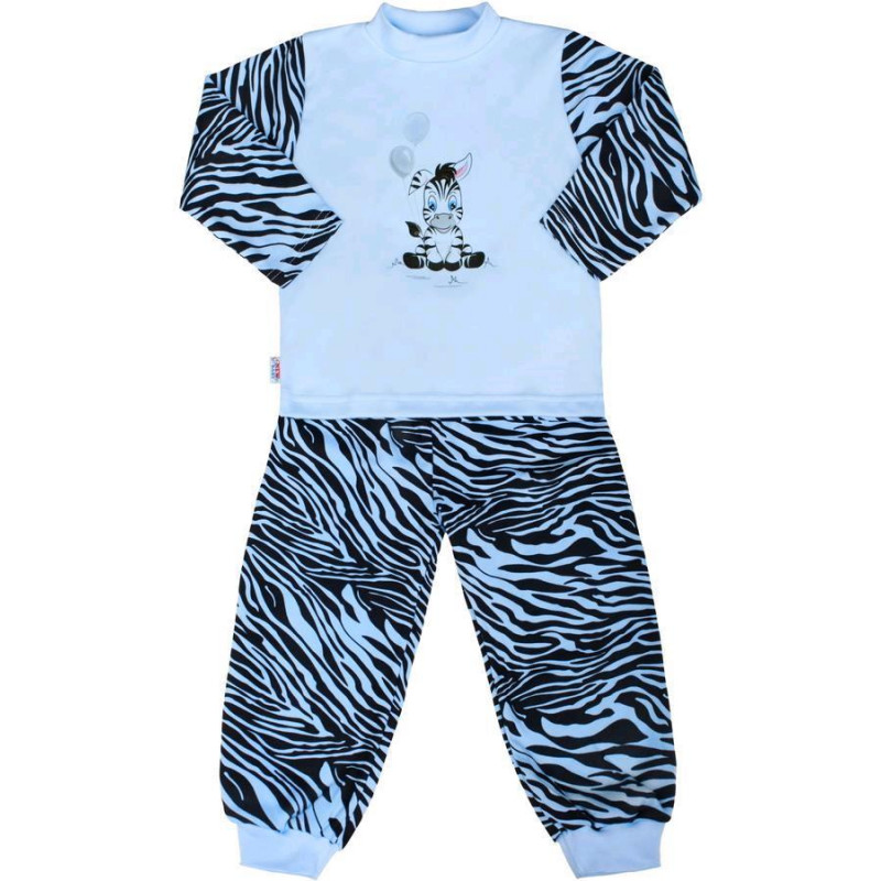 Pyžamo New Baby Zebra s balónkem