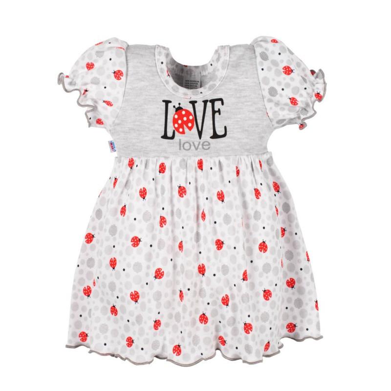 Šaty New Baby LadyBird