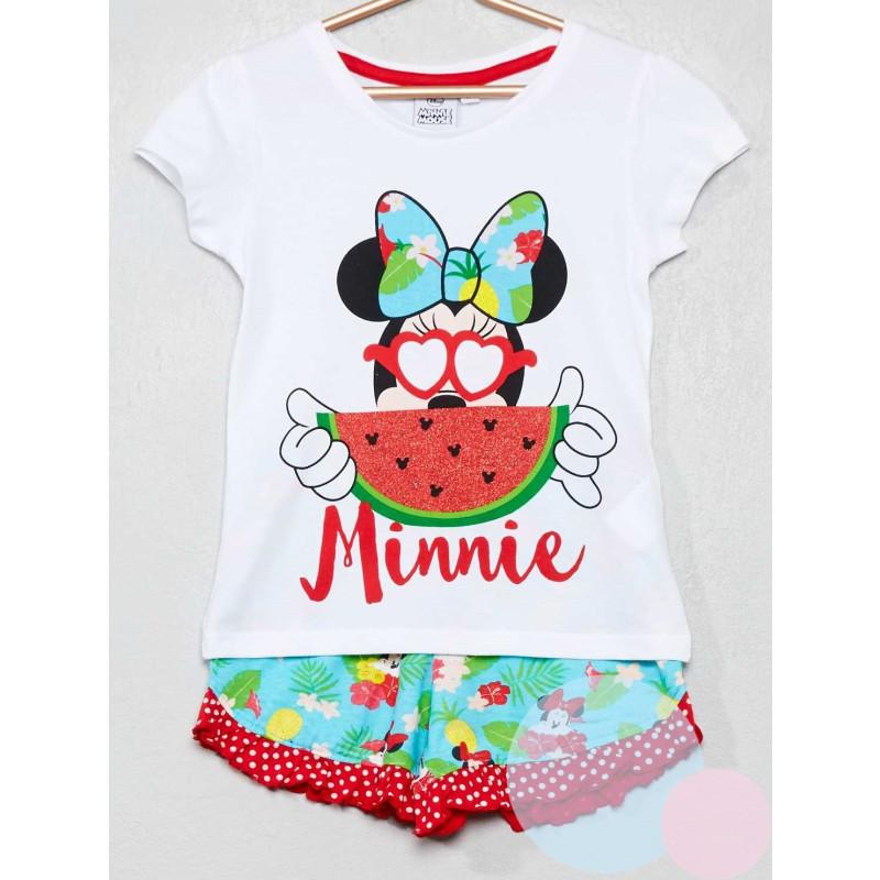Tričko a kraťasy Minnie