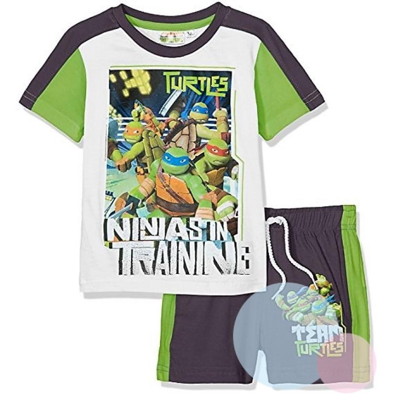 Tričko a kraťasy Želvy Ninja