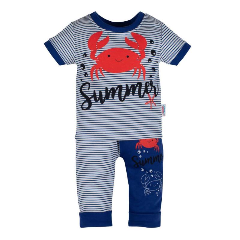 Tričko a tepláčky New Baby Summer