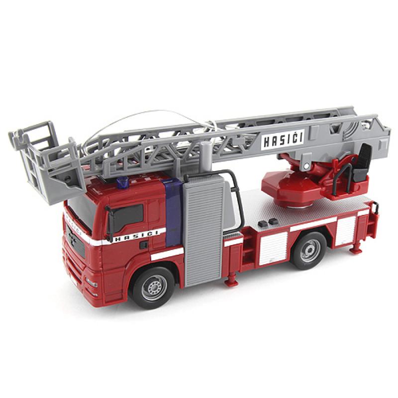 Auto hasičské auto