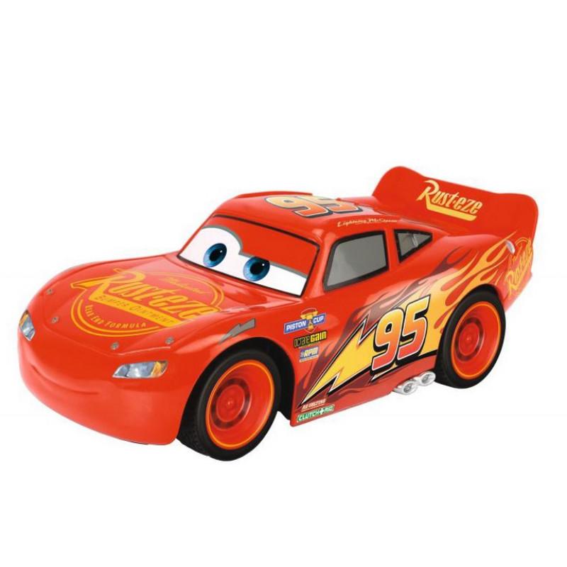 Auto RC Cars 3 Blesk McQueen Crazy Crash