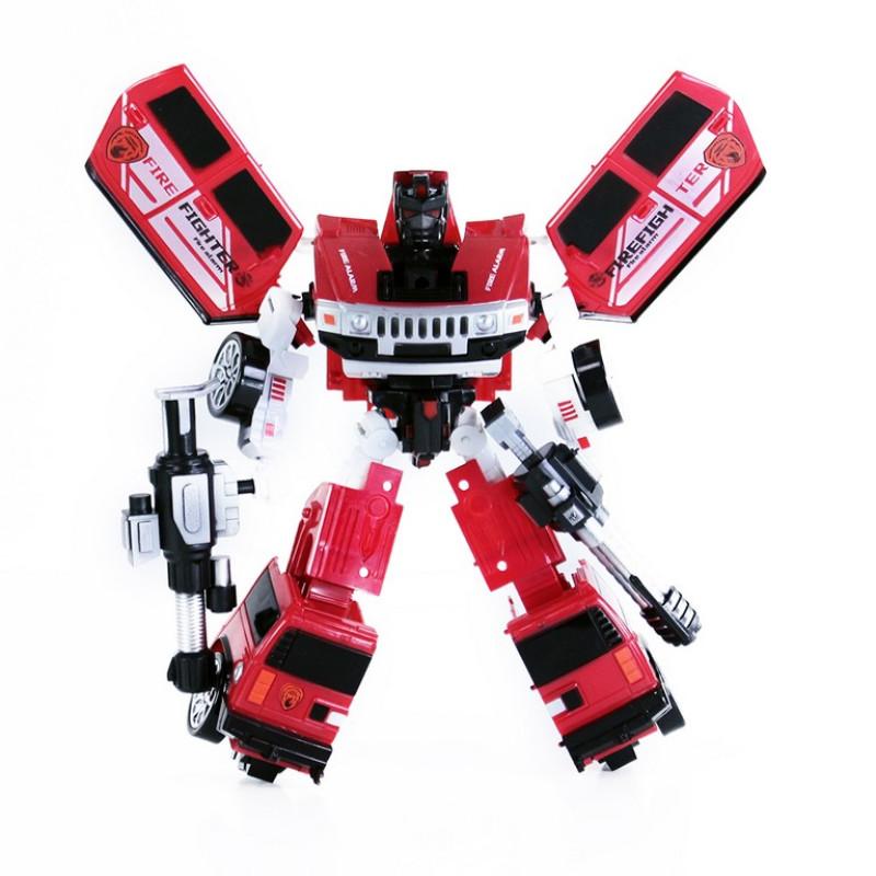 Auto-robot hasiči