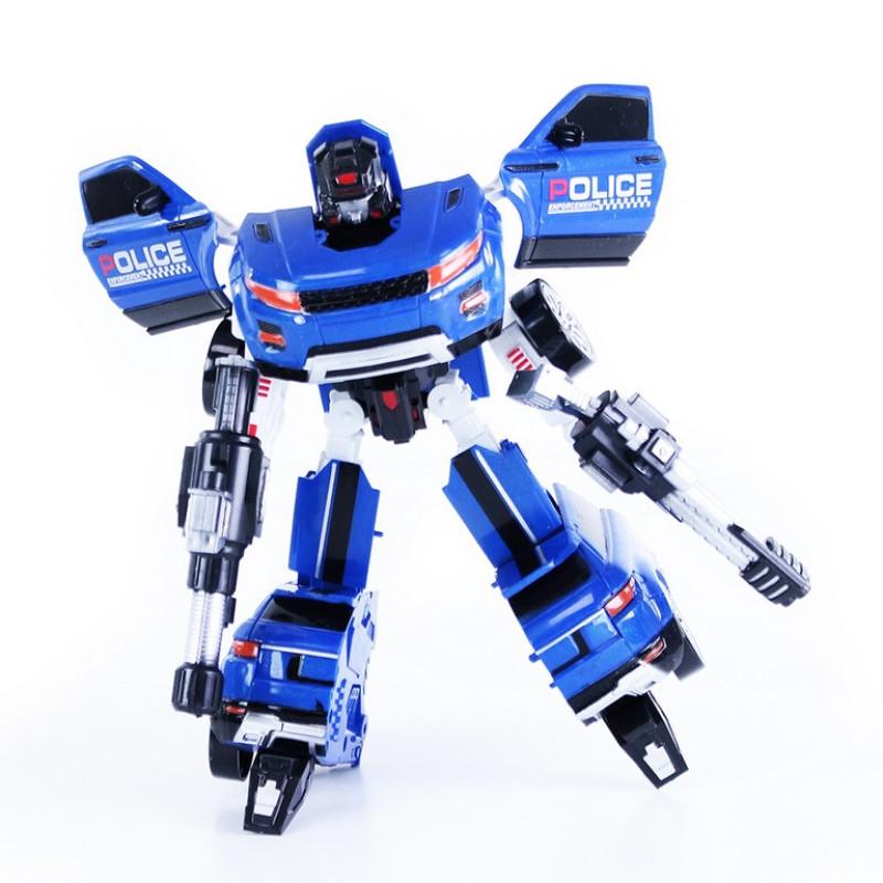 Auto-robot policie rozkládací