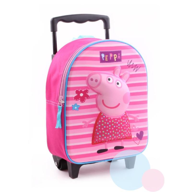 CESTOVNÍ BATOH PEPPA PIG 3D