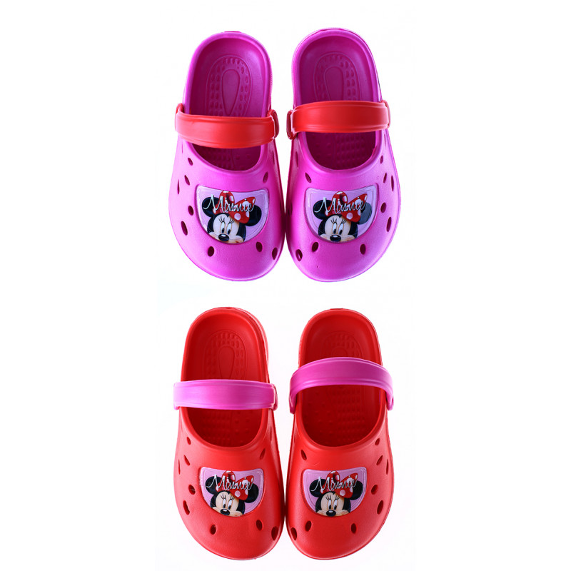 Crocsy Minnie Mouse