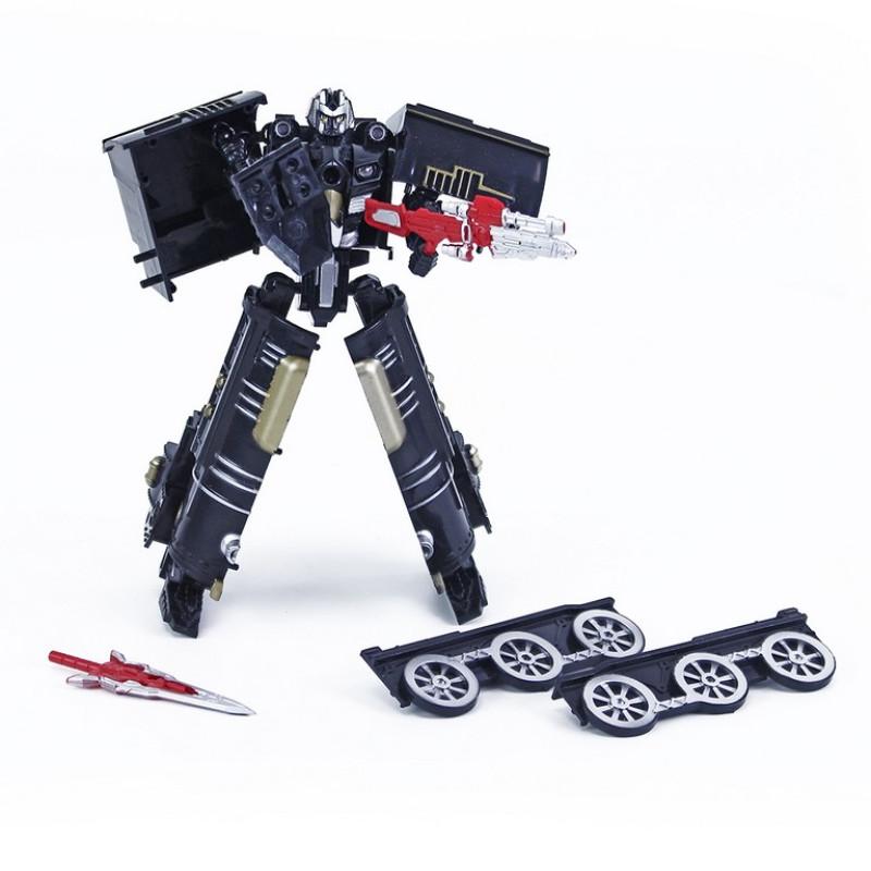 Lokomotiva / robot rozložitelný