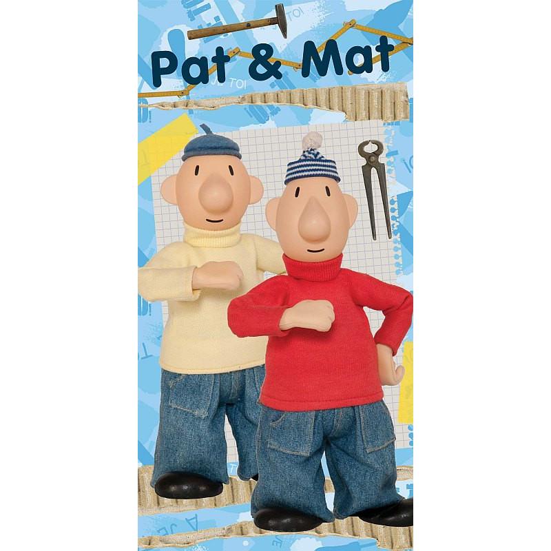 Osuška Pat a Mat