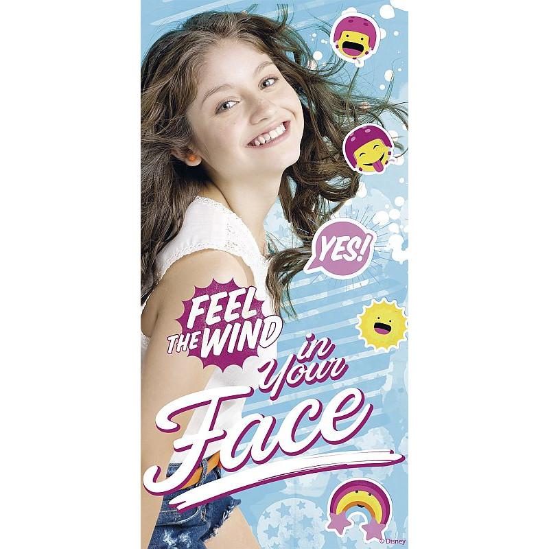 Osuška Soy Luna Face