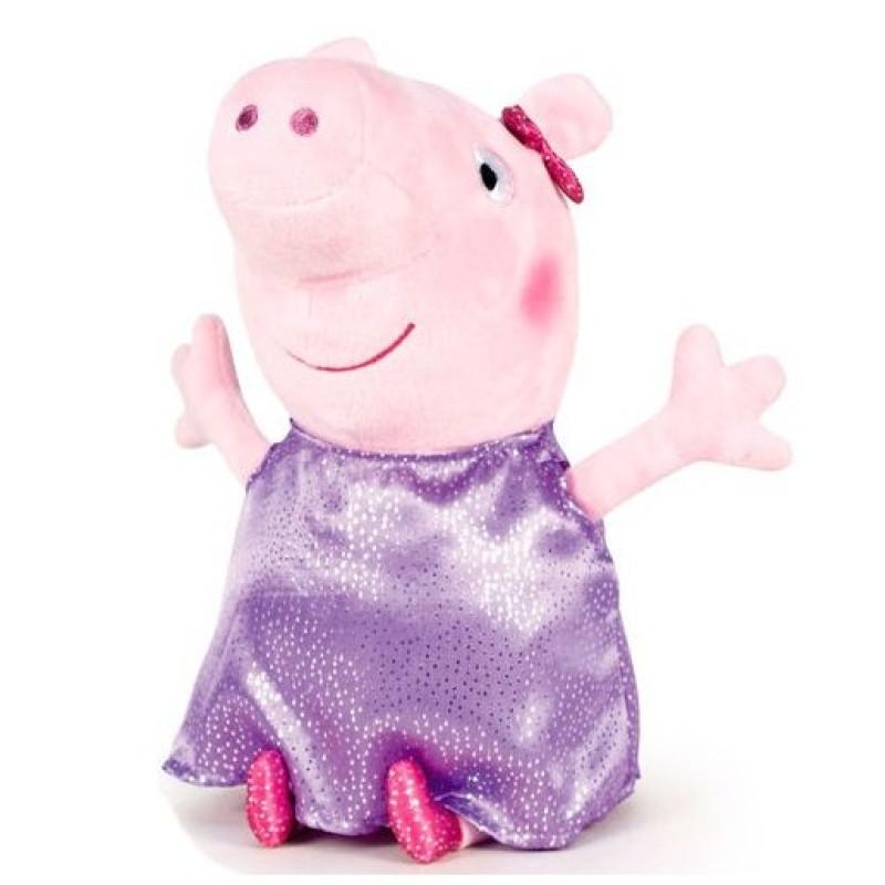 PLYŠOVÉ PRASÁTKO PEPPA PIG