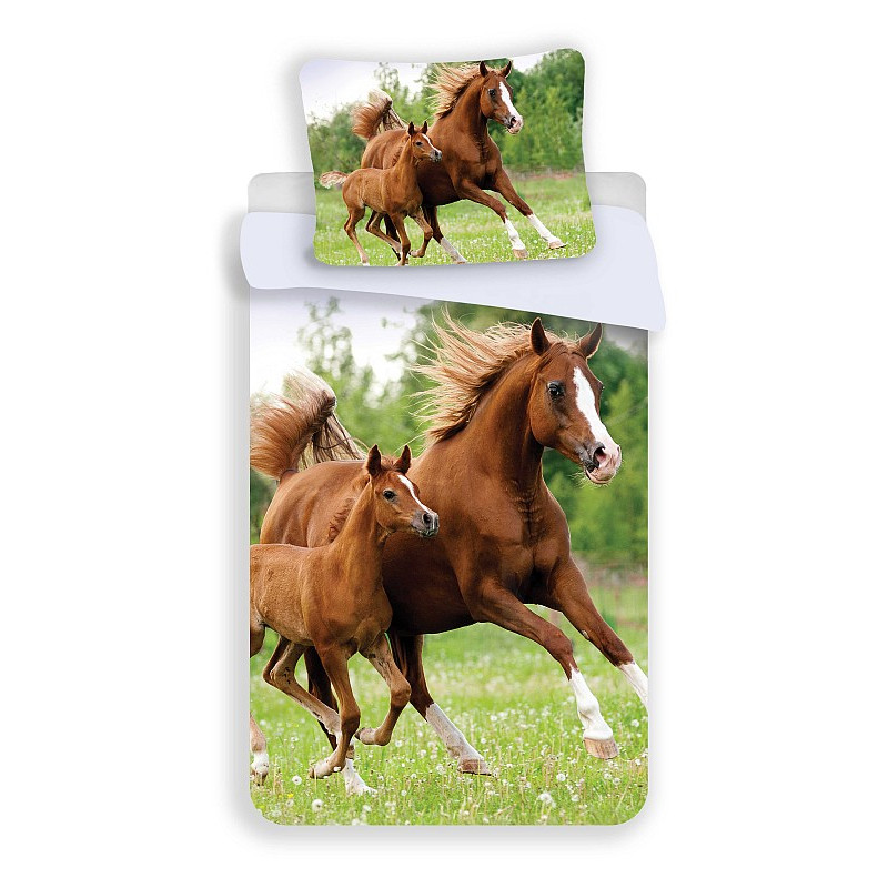 Povlečení Koně