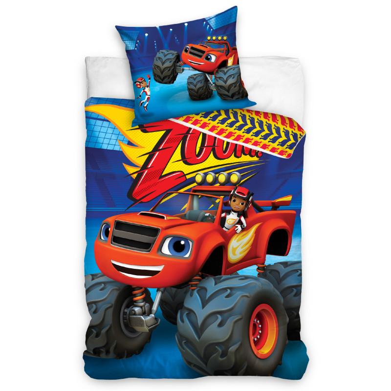 Povlečení Monster Truck Blue